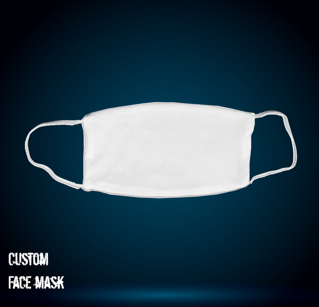 *CUSTOM* Face Mask