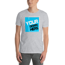 Load image into Gallery viewer, Economy Customizable Large Front Print T-Shirt