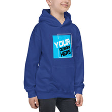 Load image into Gallery viewer, Customizable Kids Hoodie