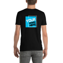 Load image into Gallery viewer, Customizable Large Front & Rear Print Unisex T-Shirt