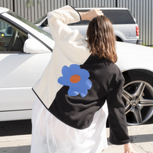 Load image into Gallery viewer, Lord Cowboy x Grön Kulle: Flower Fleece