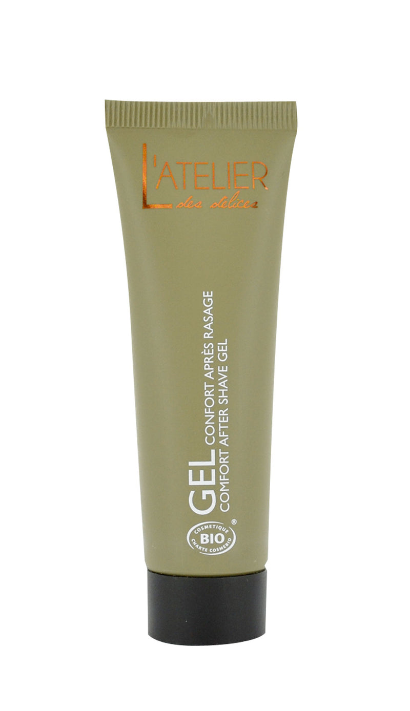 Comfort after shave gel tube 30ml
