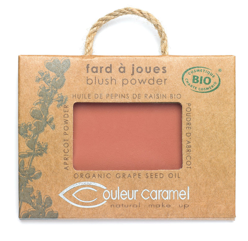 Blush powder n°057 - Old rose