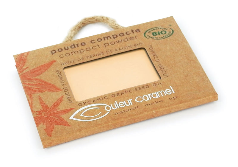 Compact powder n°002 - Light beige