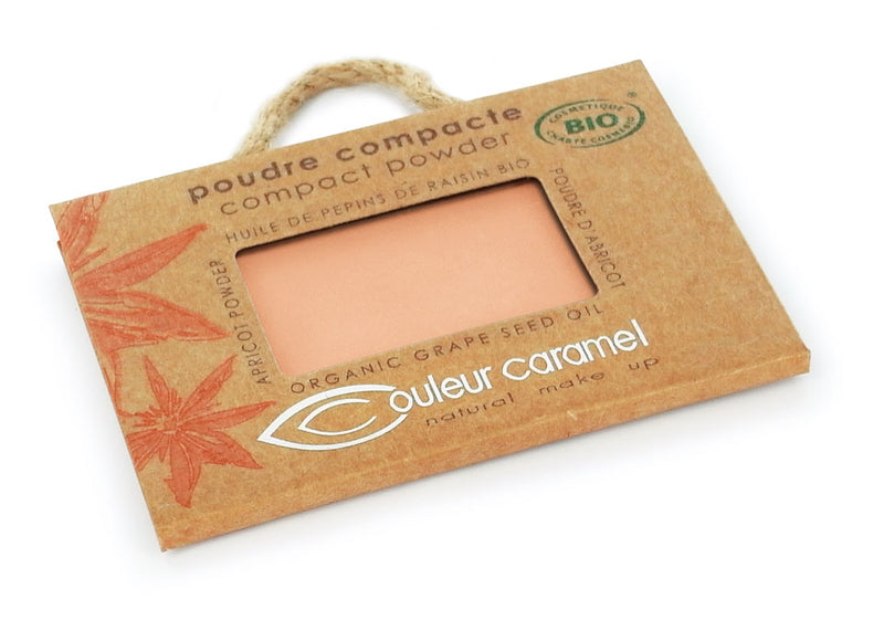 Compact powder n°004 - Orange beige