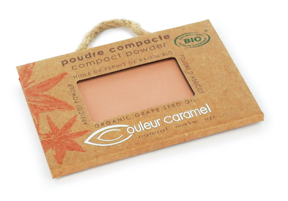 Compact powder n°006 - Golden brown