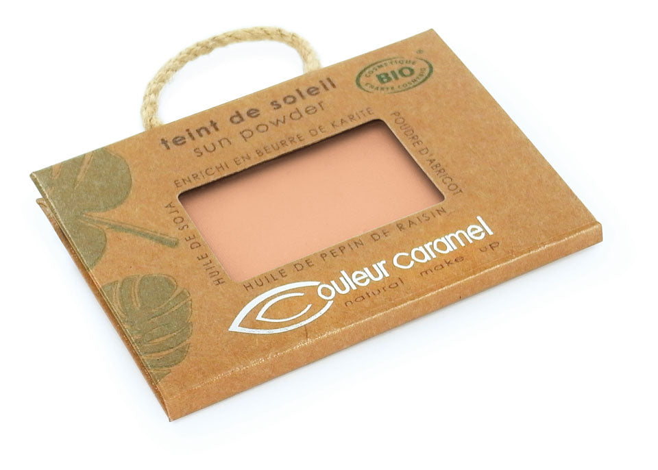 Sun powder n°020 - Pearly beige