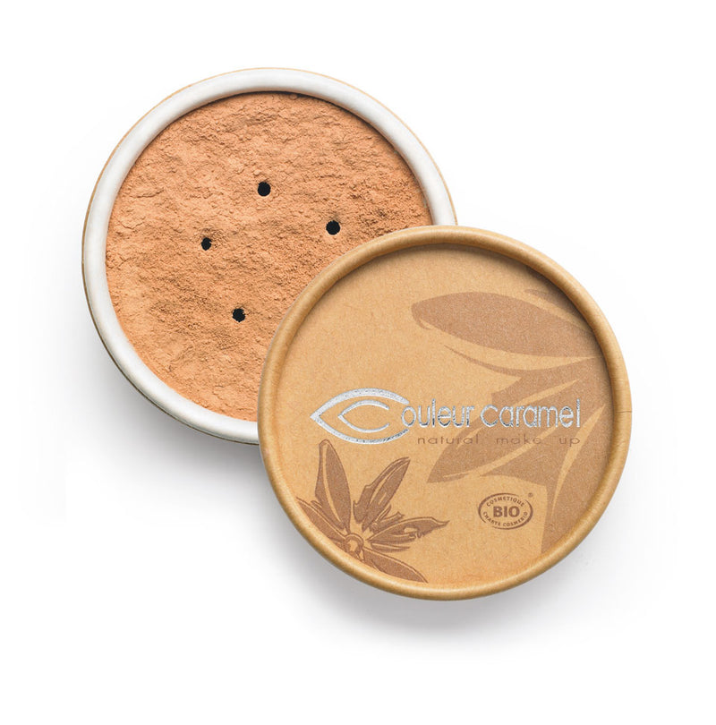 BIO MINERAL foundation n°05 - Orange beige
