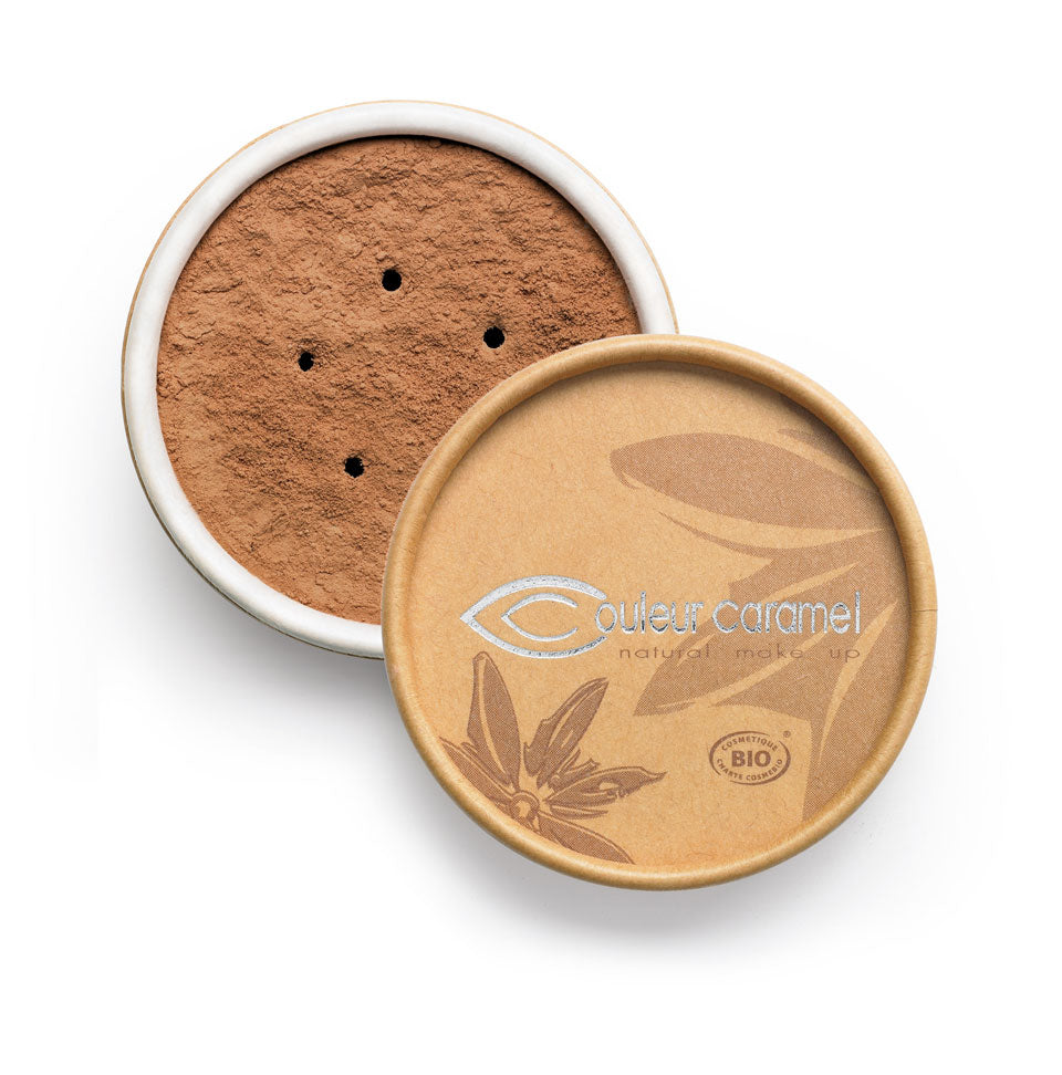 BIO MINERAL foundation n°08 - Ochred brown
