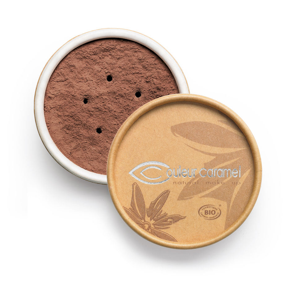 BIO MINERAL foundation n°09 - Dark brown