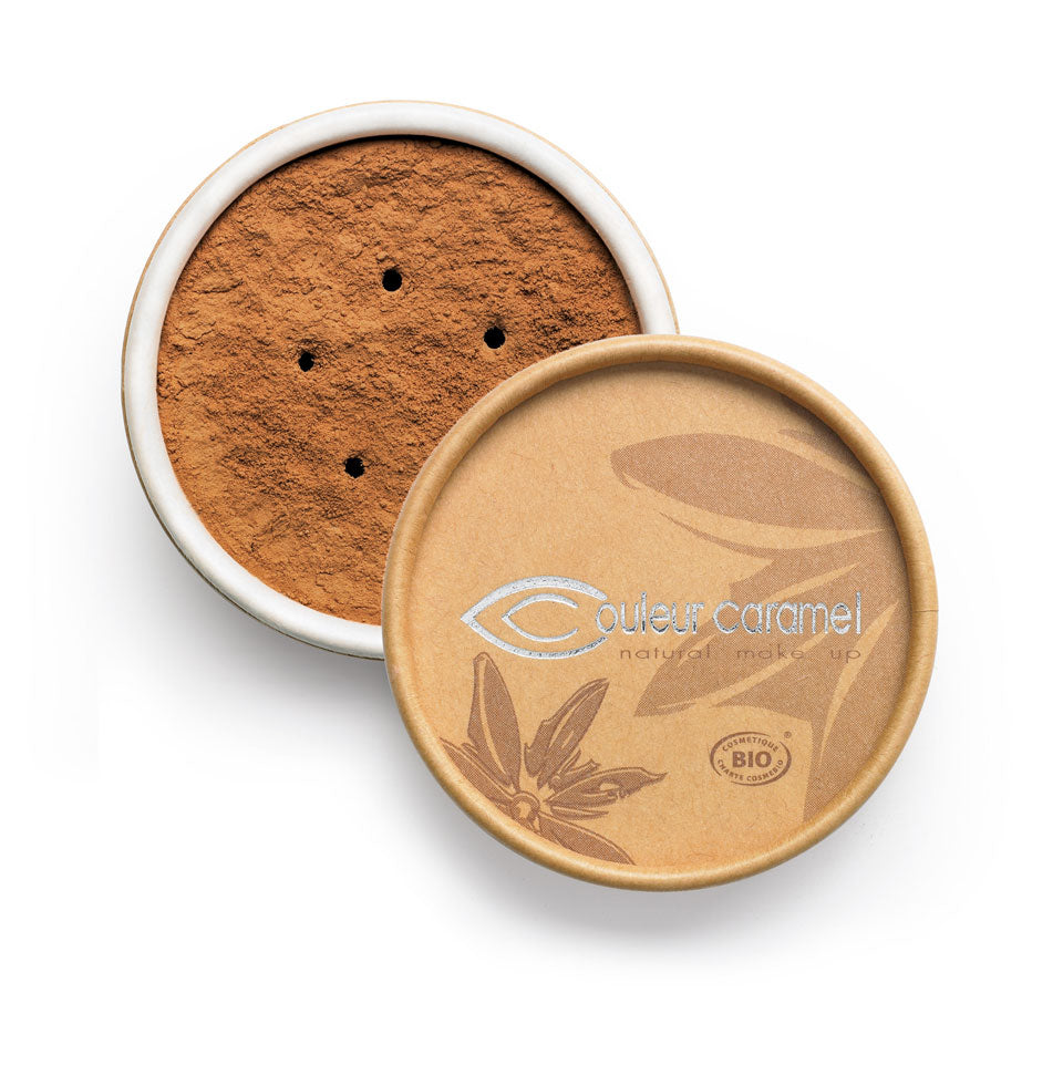 BIO MINERAL foundation n°10 - Gingerbread