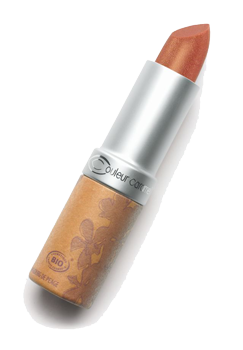 Pearly lipstick n°237 - Sublime peach