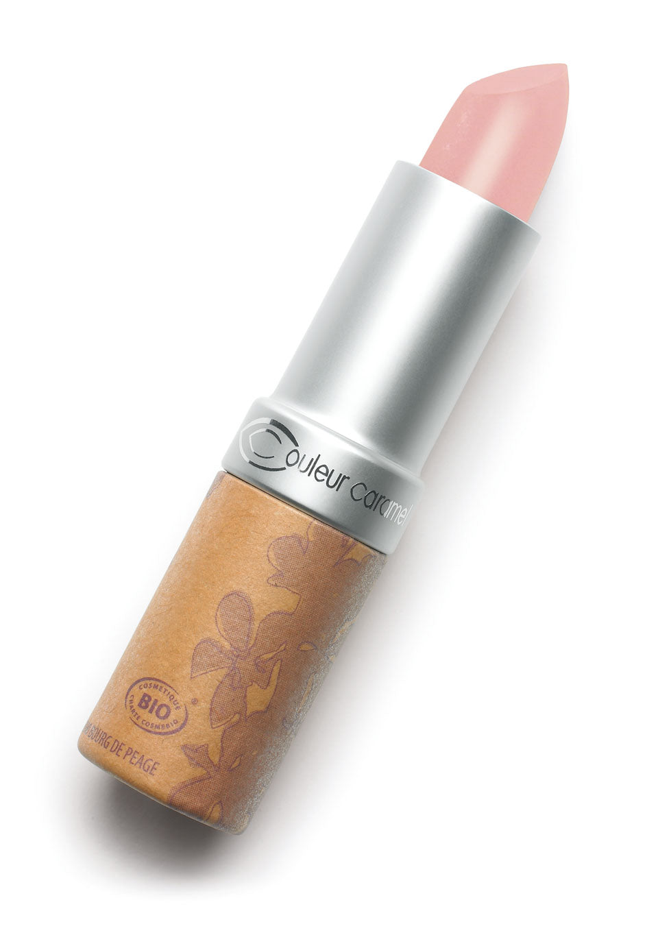 Pearly lipstick n°255 - Sun-drenched pink