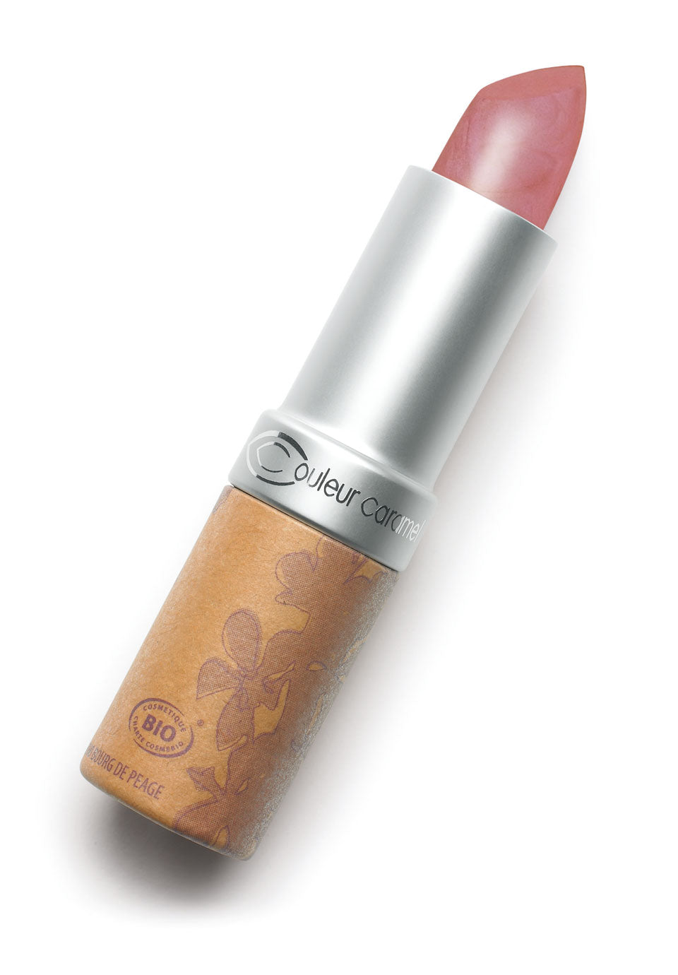 Pearly lipstick n°256 - Incandescent beige