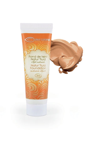 Natur'fluid Foundation n°15 - Tanned beige