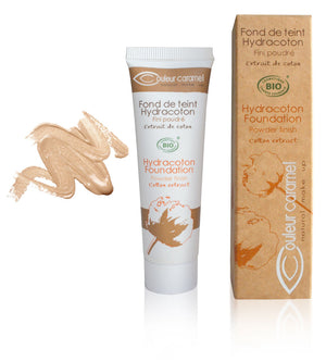 Hydracoton Foundation n°13 - Apricot