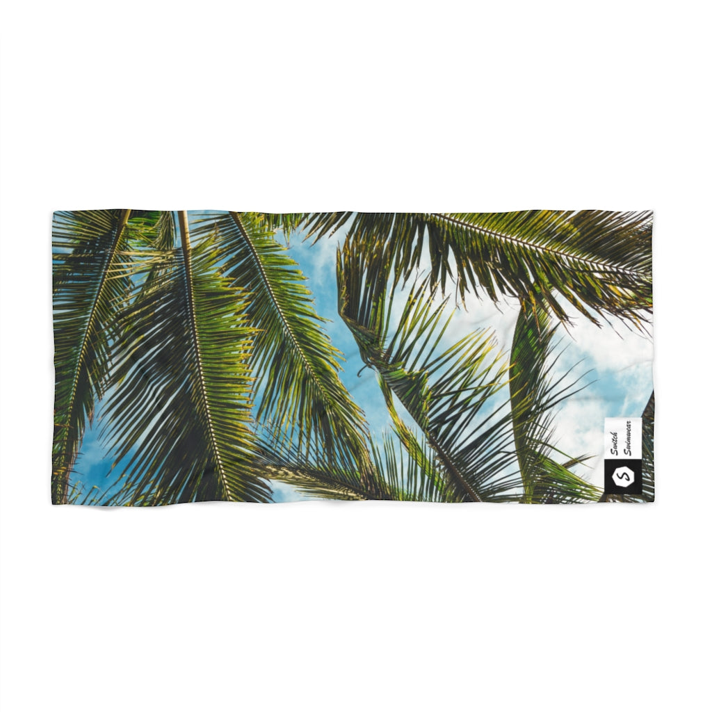 Switch Beach Towel