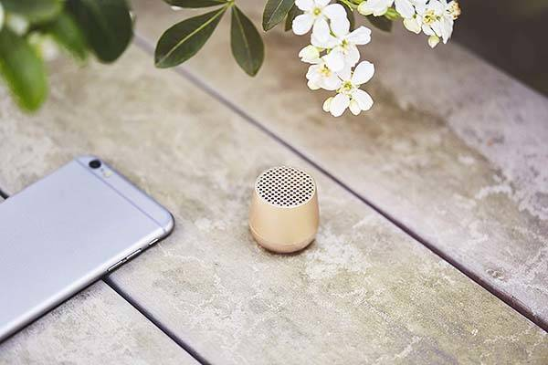 Lexon Mino Speaker, music in the palm of your hand.