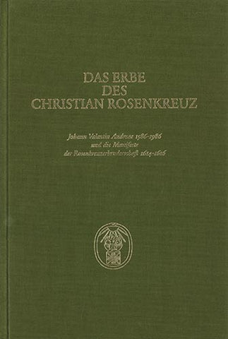Das Erbe des Christian Rosenkreuz - Embassy of the Free Mind
