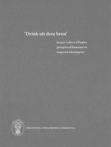 Drink uit deze Bron - Embassy of the Free Mind