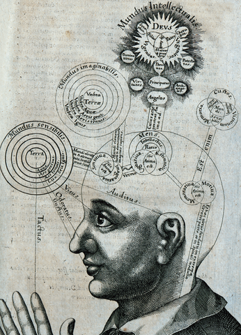 Head, Robert Fludd | poster PRE-ORDER - Embassy of the Free Mind