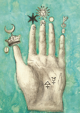 Hand of the Philosopher | poster PRE-ORDER - Embassy of the Free Mind