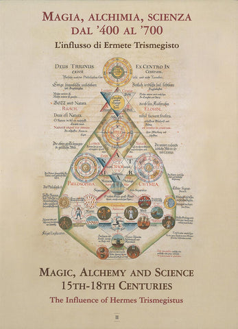 Magic, Alchemy and Science. Volume II
