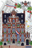 House with the Heads Amsterdam | puzzle - Embassy of the Free Mind