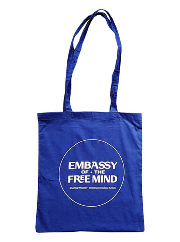 Embassy of the Free Mind | canvas tote bag - Embassy of the Free Mind
