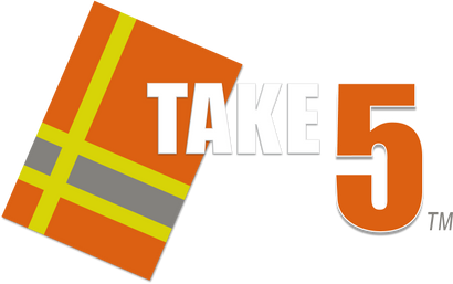 Take5 Health and Safety Stationery