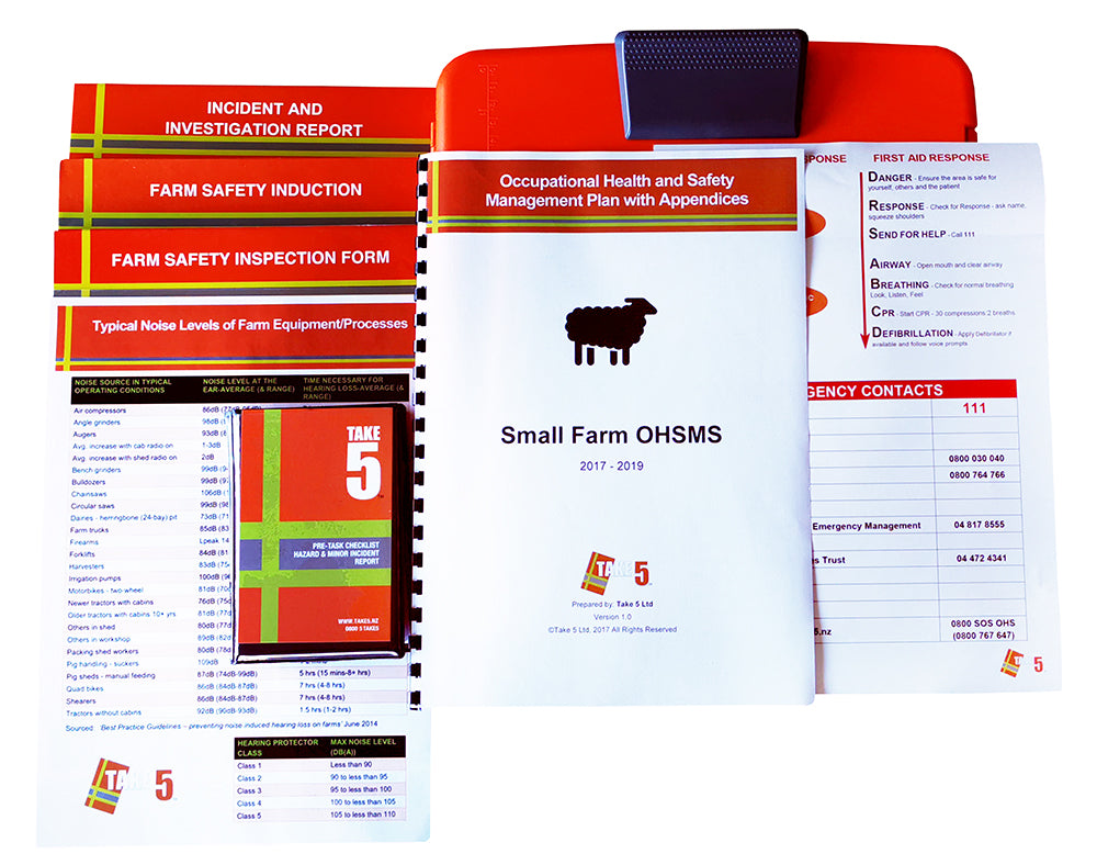 Farm Occupational Health and Safety Management Kit