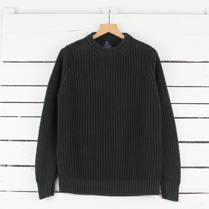 Women's Chunky Linen Sweater