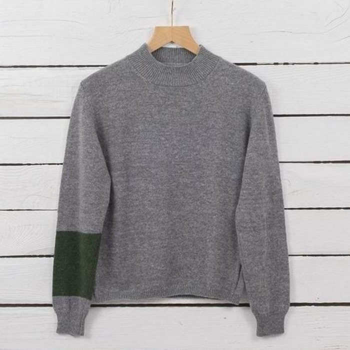 Women's Turtleneck Wool Sweater