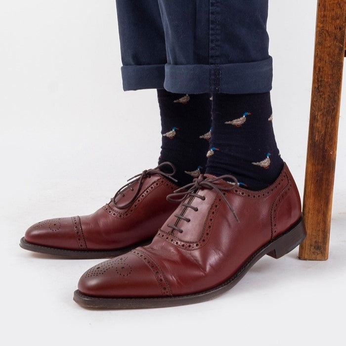Men's Drake Merino Wool Socks