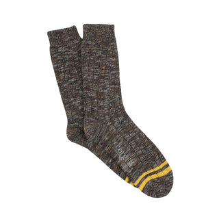 Men's Stripe Pure Cotton Socks