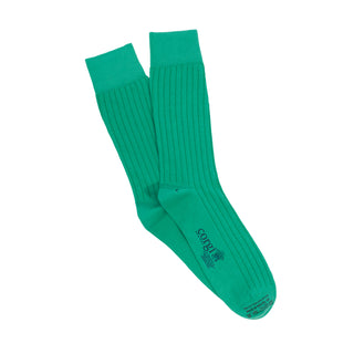 Men's Rib Cotton Socks