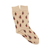 Men's Summer Bear Cotton Socks