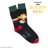 Men's Doctor Who 'The Doctor' Cotton Socks