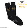 Men's Doctor Who 'Who' Cotton Socks