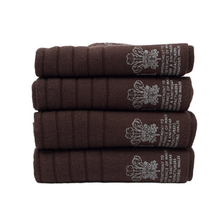 Men's Four Pack of Rib Cotton Socks