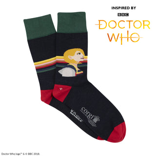Women's Doctor Who 'The Doctor' Cotton Socks