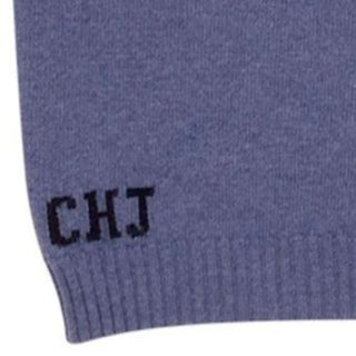 Men's Personalised Initial on Front Wool Sweater