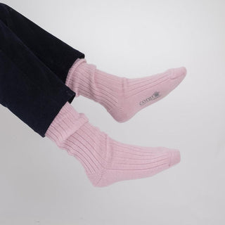 Women's Pure Cashmere Lounge Socks
