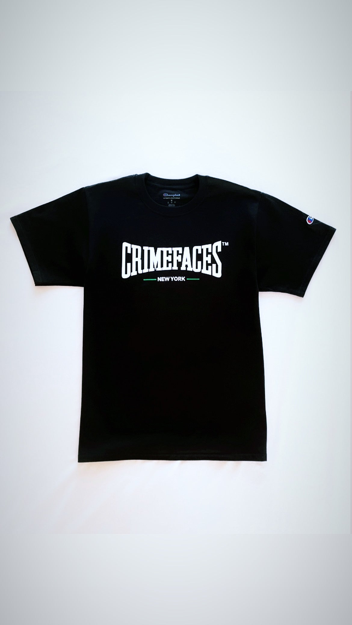 CRIMEFACES SPORTS T-SHIRT
