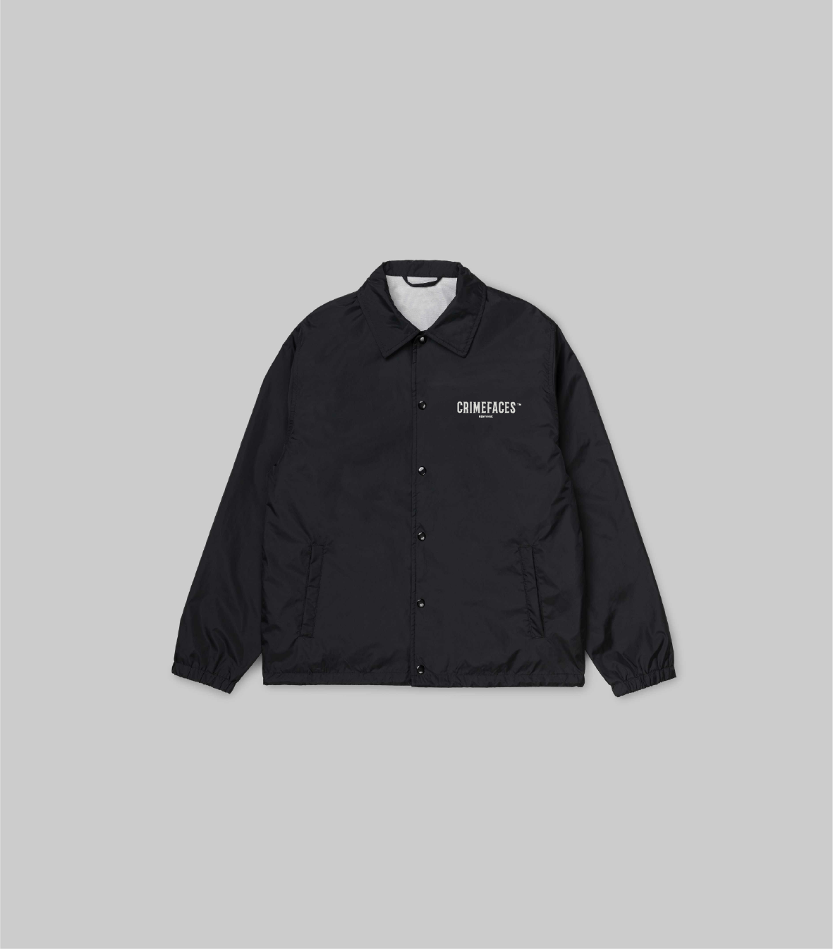 CRIMEFACES COACH JACKET