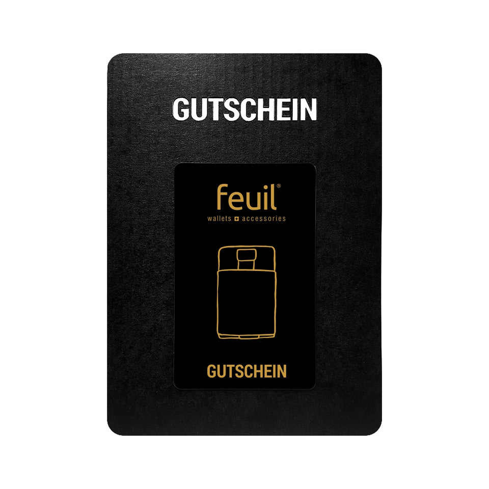 Gift card voucher wallet feuil wallets accessories