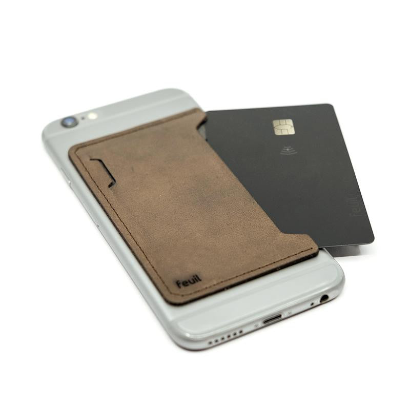Smartphone Etui | SLICE LEATHER-feuil accessories