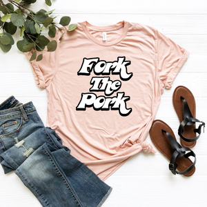 Fork The Pork Graphic Tee