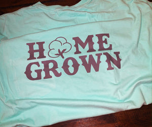 Home Grown Unisex Graphic Tee