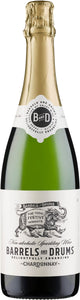 Barrels and Drums Chardonnay Non-alcoholic Sparkling Wine 0,75l